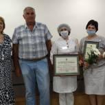 Владимир Кириллов выразил благодарность кузнецким медикам
