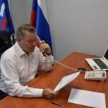 На приеме у депутата Николая Малова были рассмотрены вопросы, касающиеся социальной поддержки граждан, здравоохранения, ЖКХ