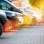 Перпендикулярная парковка малолитражек может решить вопрос дефицита мест во дворах