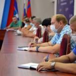 В Волгоградской области обсудили предложения в народную программу по модернизации экологического направления