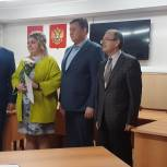 В Чебаркульском районе поздравили социальных работников