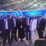 Елена Чечунова рассказала об основных тезисах программы партии, озвученных на Съезде