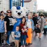 400 юных тюменцев побывали на цирковом представлении благодаря поддержке «Единой России»