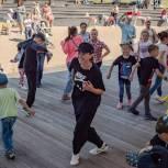 «Единая Россия» провела спортивную акцию в Севастополе