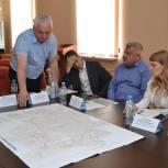 Строительство школ в Краснодаре и развитие его инфраструктуры стали темами выездного совещания профильного комитета ЗСК