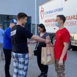 Пензенские волонтеры присоединились к Всероссийской донорской акции