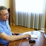 Владимир Владимиров напомнил ставропольцам об инициативе «Единой России» о бесплатной газификации