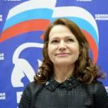 Руководитель фракции «Единая Россия» в Гордуме Ира Овчинникова помогла устроить двойняшек в один детсад