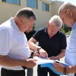 При поддержке Александра Романова решен вопрос с водоснабжением села в Балтайском районе