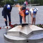 В Миассе состоялся митинг-реквием посвящённый Дню памяти и скорби