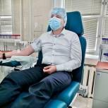 Во Владимирской области прошла акция «Сдавайте кровь, пусть в мире пульсирует жизнь!»