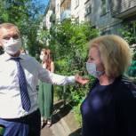 Вячеслав Фомичёв проверил работу насосной станции в Железнодорожном