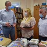 «Единая Россия» передала книги русских классиков библиотекам в регионах
