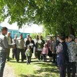В муниципалитетах Рязанской области депутаты встречаются с жителями