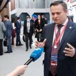 Андрей Никитин прокомментировал позицию Новгородской области в инвестиционном рейтинге