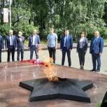 В День памяти и скорби в городах проходят памятные мероприятия