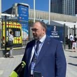 Ямальские делегаты принимают участие во Всероссийском Съезде «Единой России» в Москве