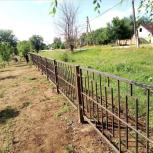 Субботник по благоустройству парка в селе Приютное