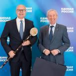 Андрей Климов встретился с делегацией правящей Сербской прогрессивной партии