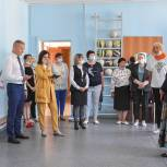 Партпроект «Крепкая семья» провел выездное заседание в центре соцзащиты