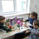 Марина Беспалова помогла обеспечить спецоборудованием ребенка-инвалида из многодетной семьи в Ульяновской области