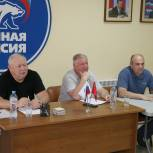 Луховицкие единороссы взяли на контроль вопрос с переполнением канализационных колодцев в деревне Плешки