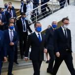 XX Съезд «Единой России» утвердил кандидатов, выдвигающихся от партии в Госдуму в сентябре