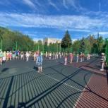Королёвские партийцы проверили детский лагерь дневного пребывания