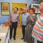 Пушкинские депутаты-единороссы побывали в гостях у ребят из некоммерческой организации «Радость моя»