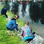 При содействии сторонников «Единой России» в регионах прошли экологические акции