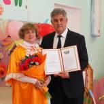 Альберт Суфианов поздравил с 1 июня  малышей и педагогов Тюменского дома ребенка