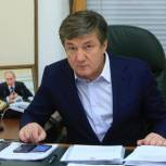 В Башкортостане депутат Госдумы передал спортивное оборудование Федерации тхэквондо