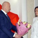 В Хасынском городском округе избрали  секретаря местного отделения партии
