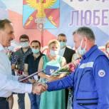 «Единая Россия» поздравит медиков в регионе с профессиональным праздником