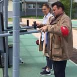 Активисты Ноябрьска проверили детские площадки города