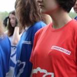 В Пензе сторонники «Единой России» и Центр поддержки гражданских инициатив провели акцию «Зеленый мир»