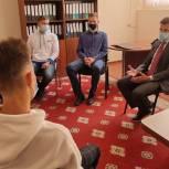 Игорь Антропенко провёл приём граждан в региональной общественной приёмной партии