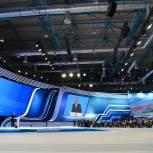 Владимир Путин предложил «пятерку» лидеров федерального списка «Единой России» на выборах в Госдуму