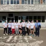 Одинцовские партийцы организовали субботник в поселке ВНИИССОК