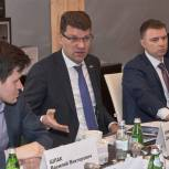Депутат от промышленности Денис Кравченко подвёл итоги работы седьмого созыва Госдумы и рассказал о своей работе в Подмосковье