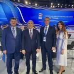 Ольга Швецова: «Единая Россия» в Тюменской области уделяет большое внимание работе с молодежью