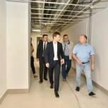 «Единая Россия» держит на контроле строительство новых учреждений здравоохранения в Балашихе