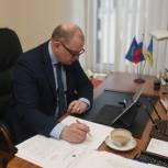 Константин Долгов принял участие в тематической неделе приемов