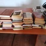 В Калмыкии проходит акция «Русскую классику - сельским библиотекам»