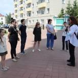 В День города в Тамбове провели экскурсию по Соборной площади