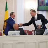Вадим Супиков избран заместителем председателя Законодательного Собрания