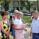 Жители села Сосновая Маза предложили идеи для программы развития Хвалынского района