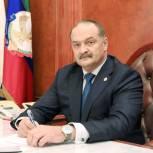 Сергей Меликов поздравил медицинских работников Дагестана с профессиональным праздником