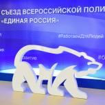 Карельская делегация приняла участие в ХХ съезде «Единой России»
