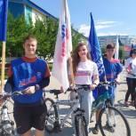 В честь Дня России в  Балакове прошел велопробег